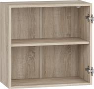 Шкаф верхний Грейд для вытяжки (стандарт) 600x577x300 мм дуб сонома