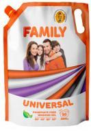 Гель для машинного та ручного прання For my Family FOR MY FAMILY універсальний 2 л
