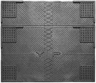 Килимок Дубенський завод ГТВ К-15 0,55x0,62 м антивібраційний