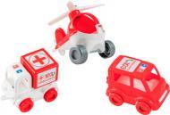 Ігровий набір Wader Kid Cars Швидка 39549