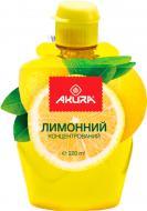 Сік Akura лимона концентрований 220 мл 5202737700009