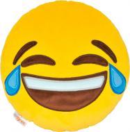 Подушка декоративна Тигрес емоджі Tears of joy 25 см