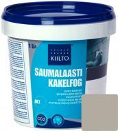 Фуга KIILTO Kesto 41 1 кг сірий