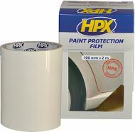 Захисна плівка HPX антигравійна 100 мм x 2 м прозора PP1002