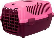 Переноска Trixie Capri 1 XS 32х31х48 см фіолетова/рожева 39819