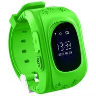 Детские умные часы Smart Baby Watch Q50 Green (1200)