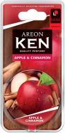 Ароматизатор на панель приладів Areon Ken Apple & Cinnamon