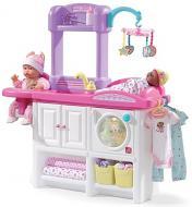 Ігровий стіл Step 2 для ігор з ляльками Love and Care Deluxe Nursery 733538847198