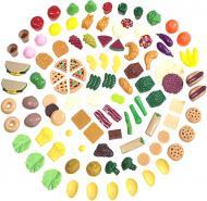 Ігровий набір Step 2 Набір овочів/фруктів для ігор 101 шт. 733538896691