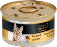 Консерва Edel Cat з птицею 85 г