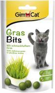 Таблетки Gimpet GrasBits вітамінізовані таблетки з травою 40 г