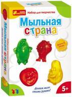 Набір для творчості Ранок Мильна країна Овочі-фрукти 9010-03