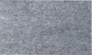 Килимок Київгума Soft plus сірий 90x120 см