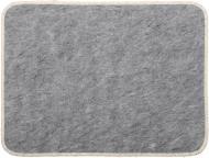 Килимок Київгума Soft plus сірий 45x60 см