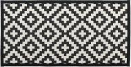 Килим Viki black 0,7x1,4 м