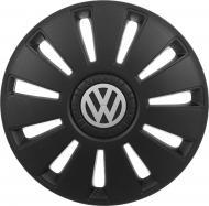 Ковпак для коліс Крафтер R15 4 шт. чорний