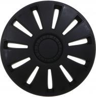 Ковпак для коліс Крафтер R16 4 шт. чорний