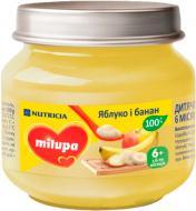 Пюре Milupa Яблоко – банан