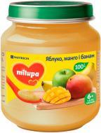 Пюре Milupa Яблоко манго и банан