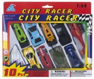 Ігровий набір GW CITI RACER 1:64 92753-10PS