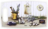 Дошка кухонна Vetro-Plus Lavender 36х22 см