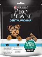 Ласощі Pro Plan для собак дрібних порід Dental Pro-Bar підтримка здоров'я порожнини рота 150 г