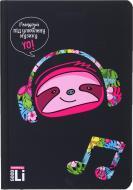 Книга для нотаток One А5 96 аркушів Good Li