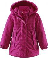 Куртка детская Reima Misteli 511216–4621 98 см розовый р. 98 розовый