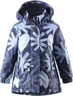 Куртка дитяча Reima Misteli 52146–6981 104 см темно-синій р. 104 темно-синій