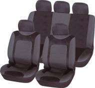 Комплект чохлів на сидіння Auto Assistance універсал TY1599D чорний