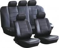 Комплект чохлів на сидіння універсал Auto Assistance TY175 чорний