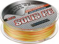 Шнур Solis X8 yellow-red SL 150м 0.14мм 4.53кг НС0004394