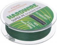 Шнур G.Stream Hardwire X4 green SL 100м 0.12мм 6.795кг НС0004387