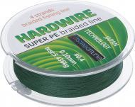 Шнур G.Stream Hardwire X4 green SL 100м 0.1мм 5.436кг НС0004386