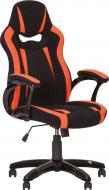 Кресло Nowy Styl COMBO TILT PL73 (CH) MFA/AB-17 черно-оранжевый