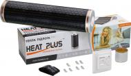 Комплект для теплої підлоги Heat Plus з терморегулотором М5.16 (1 кв.м) HP01PTC
