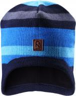 Шапка Reima Trygg 528486-6560А 50 см синій з темно-синім