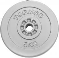 Диск Torneo для грифа 5 кг 1008-50