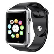 Умные смарт часы A1 Smart Watch silver TOP