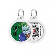 Адресниця WAUDOG Smart ID Джокер зелений преміум