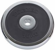 Диск Torneo для грифа 10 кг 1022-100X