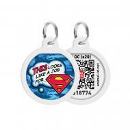 Адресниця WAUDOG Smart ID Робота для Супермена преміум