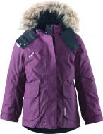 Куртка детская Reima Sisarus 531234–4900 152 см фиолетовый р. 152 фиолетовый