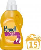 Гель для машинного та ручного прання Perwoll для делікатного прання для щоденного прання 0,9 л