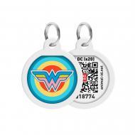 Адресниця WAUDOG Smart ID Чудо-жінка 1 преміум