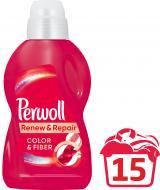 Гель для машинного та ручного прання Perwoll для делікатного прання для кольорових речей 0,9 л