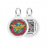 Адресниця WAUDOG Smart ID Чудо-жінка 2 преміум