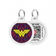 Адресниця WAUDOG Smart ID Чудо-жінка 3 преміум
