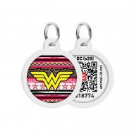 Адресниця WAUDOG Smart ID Чудо-жінка 4 преміум