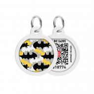 Адресниця WAUDOG Smart ID Бетмен візерунок преміум